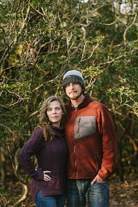 Kristen and John
