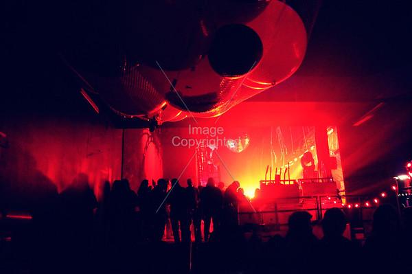 Flaming Lips Freakout 5. Night 2. January 1, 2012. Oklahoma City, Oklahoma.