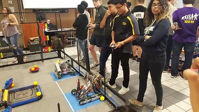 2019 Robotics Competition at Cy-Fair