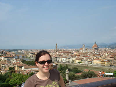 September 2006 - Florence, Italy