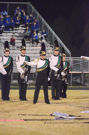 Myers Park HS Competition