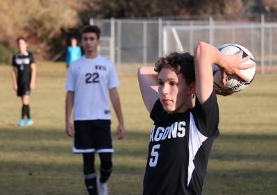 US Boys Soccer vs WWVA 11-5-19