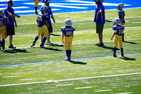 6th grade football 9-26