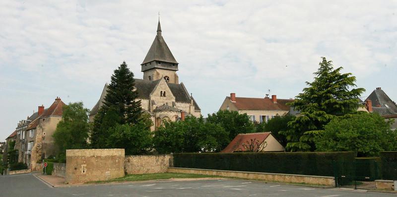 Argentomagus - Village