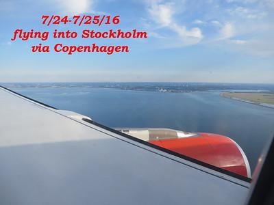 Baltic Cruise Jul/Aug 2016