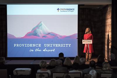 Providence University 2018