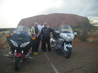 Ayers Rock Ride - 2009