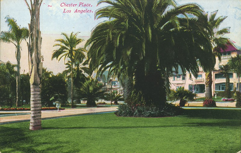 Chester Place, Los Angeles