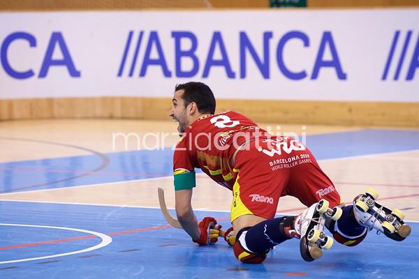 finals: Spain vs Portugal