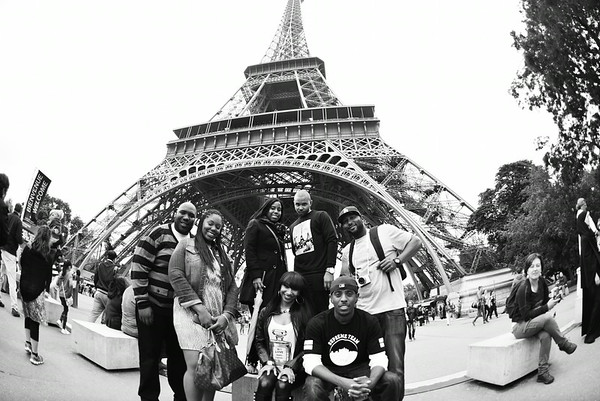 London Paris 2014