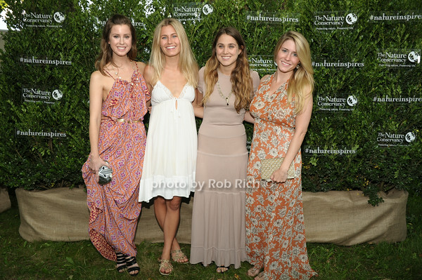 Annie Atkinson, Isabella Steele, Delaney Buffet, Katie Cummings