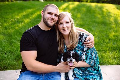 Sarah & Zach, engagement