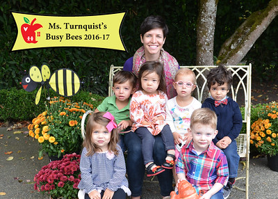 2016 Ms. Turnquist's Busy Bees Lisa Walker's Preschool