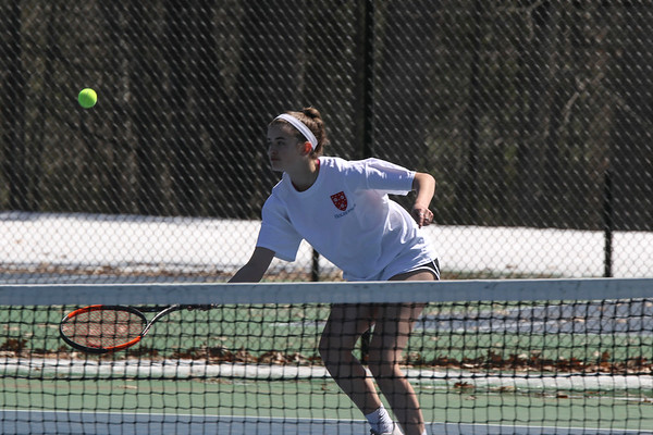 Girls' JV Tennis vs Proctor | April 17