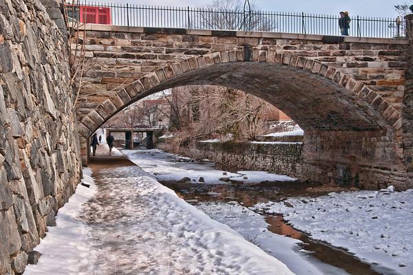 Georgetown In January