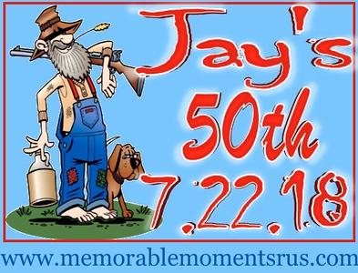 Jay's Redneck 50th