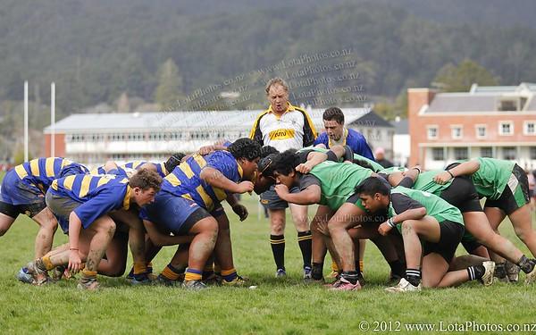 jm20120906 Rugby U15 - Wainui v St Bernards _MG_3381 b