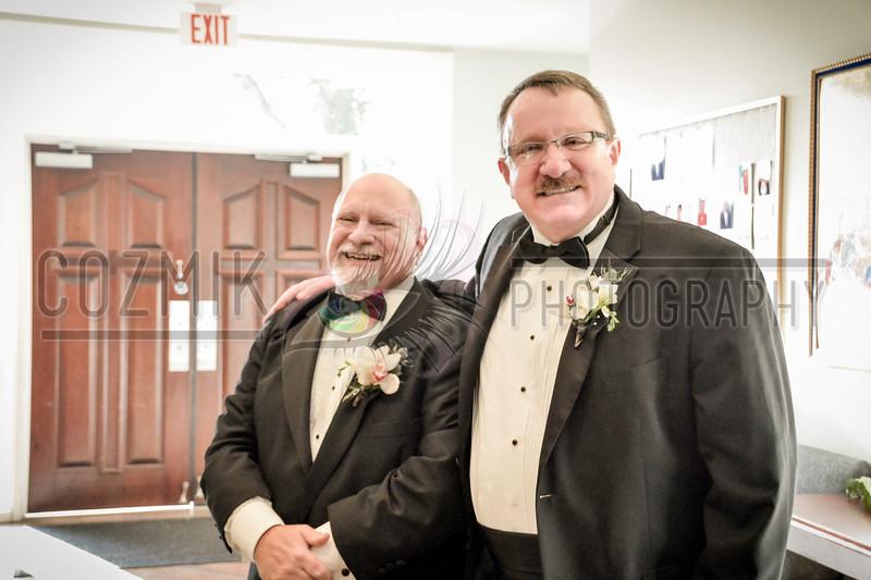 David & John's Wedding Day 1.6.15