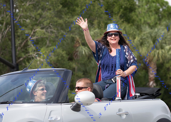 LBHS Homecoming Parade - Oct 27, 2016