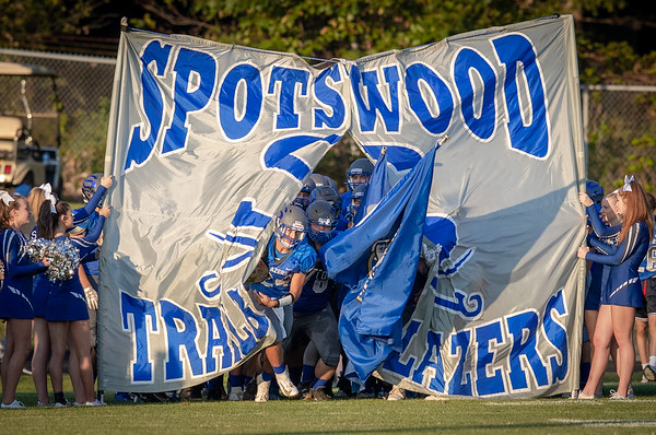 2019 Spotswood vs William Monroe