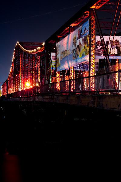 Night Photo - Illuminale Boston