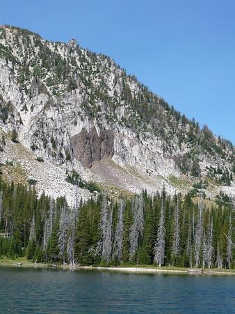 Aneroid Lake hike 2012