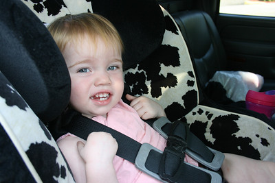 Gracie's Day out 9-4-2011