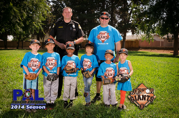 2014 Rancho Cordova PAL Jr Giants