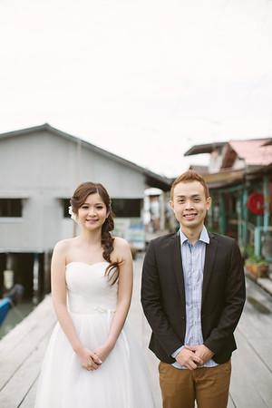 Albert Law & Mui Fung Prewedding