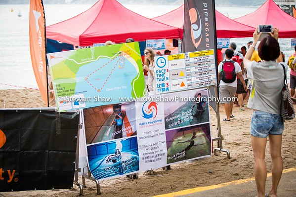 Ocean Swim Series Race 3 - 2015