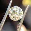 3.02ct Old European Cut Diamond, GIA Q/R VS1 52
