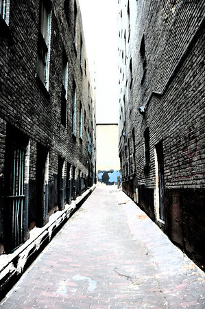 Alleys of Lowertown