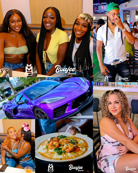 BOUJEE BRUNCH @ LILY'S 8-29-21