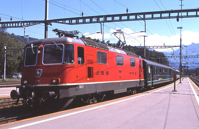 Switzerland - SBB
