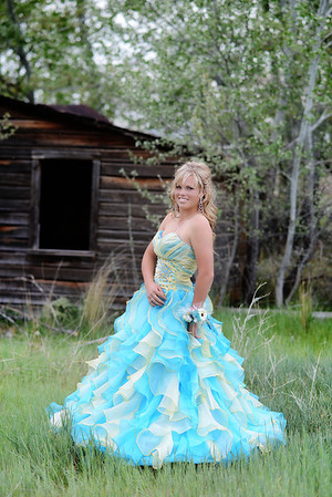 Payson High School Prom Group 2014