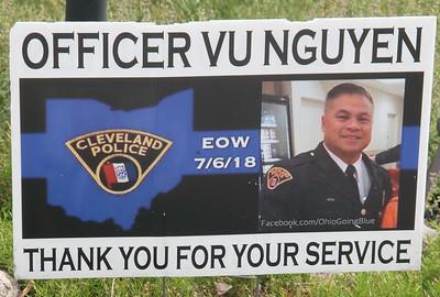 Police Officer Vu Xuan Nguyen