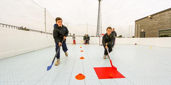 2018-10-25 Hockey Clinic