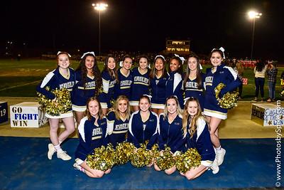 Varsity Cheerleaders 10-19-18