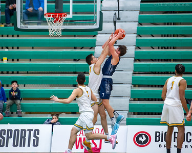 Nov 22, 2019 - Golden Bears vs MRU Cougars
