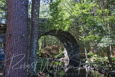 Stone Arch Bridge-Westford, MA