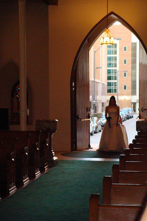 Kristine's Wedding October 18 2008