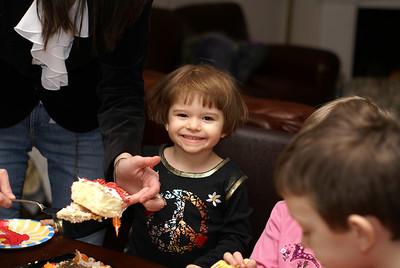Karina's Birthday Party - 2/18/2007
