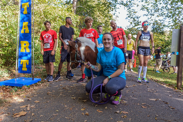 Pegasus Trot in the Park - October 7, 2017