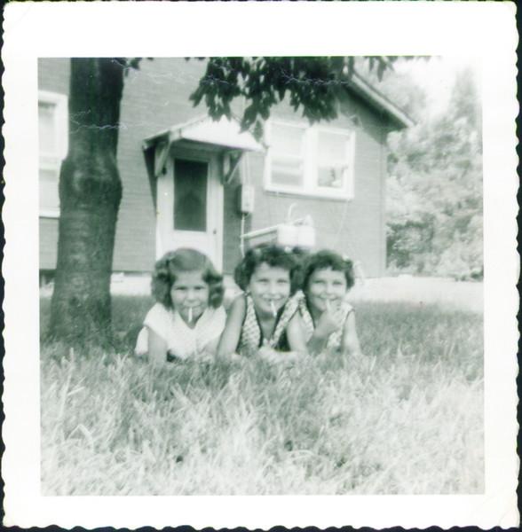 Debby Grant, Donna/Jess Grant's girls