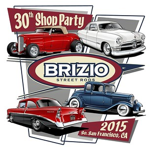 Roy Brizio's 30th Annual Shop Party & Open House - May 2015