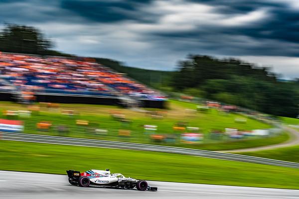 2018, F1, Round 9, Austrian GP, Red Bull Ring
