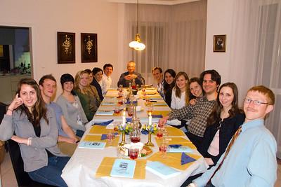 2013 Seder Meal