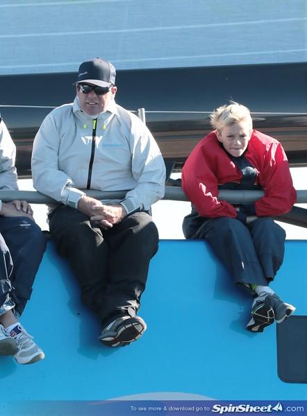 2018 STC Annapolis Fall and ORC Chesapeake Championship Fri. Race