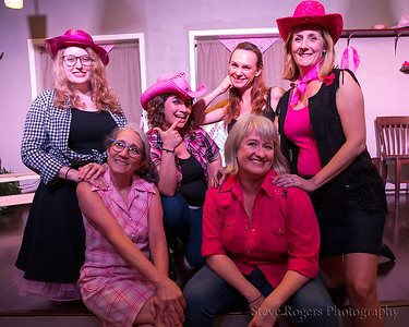 2017/4/7 The Cowgirl Cabaret with Girls Girls Girls