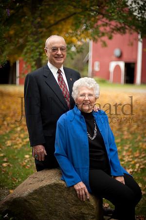 Dick and Corrinne Boehr